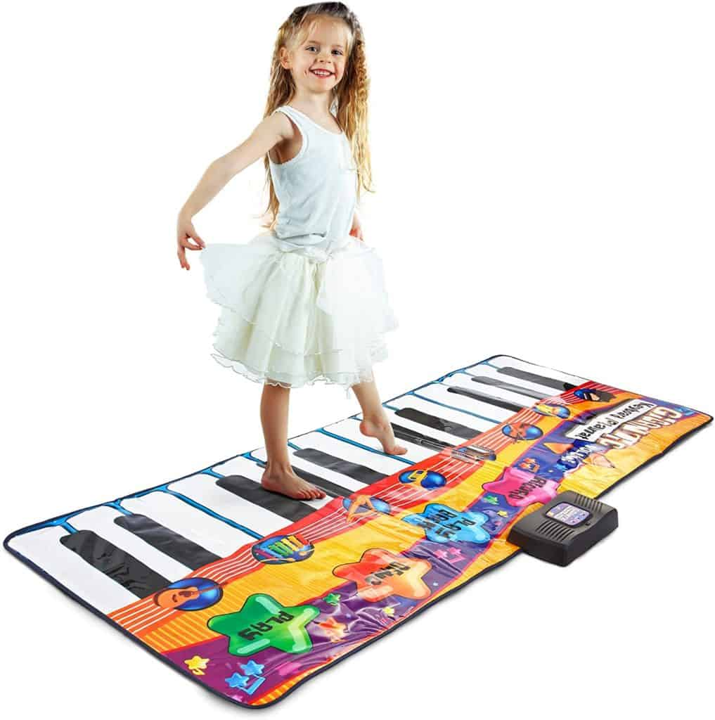 "Joyin toy 71"" Keyboard playmat piano"