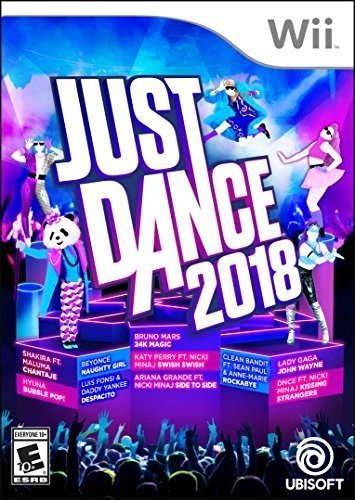 Just Dance 2018 – Wii