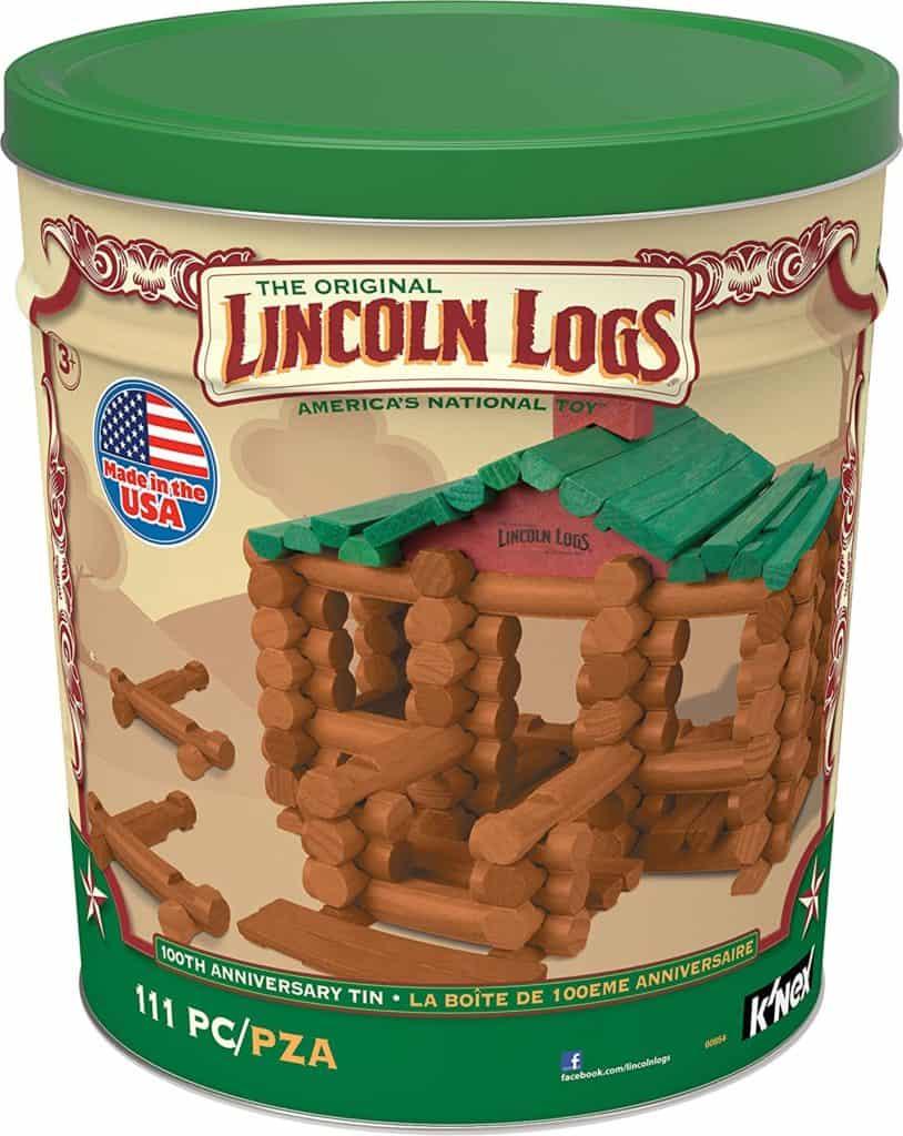 K'NEX LINCOLN LOGS