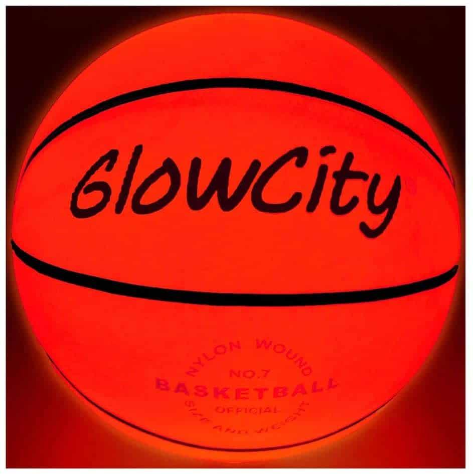 LED Basketball