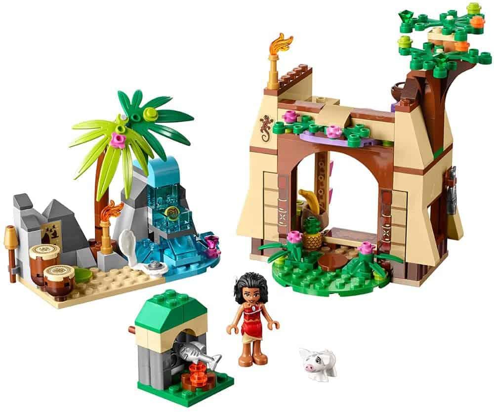 LEGO Disney Moana Moana's Island Adventure Princess Toy