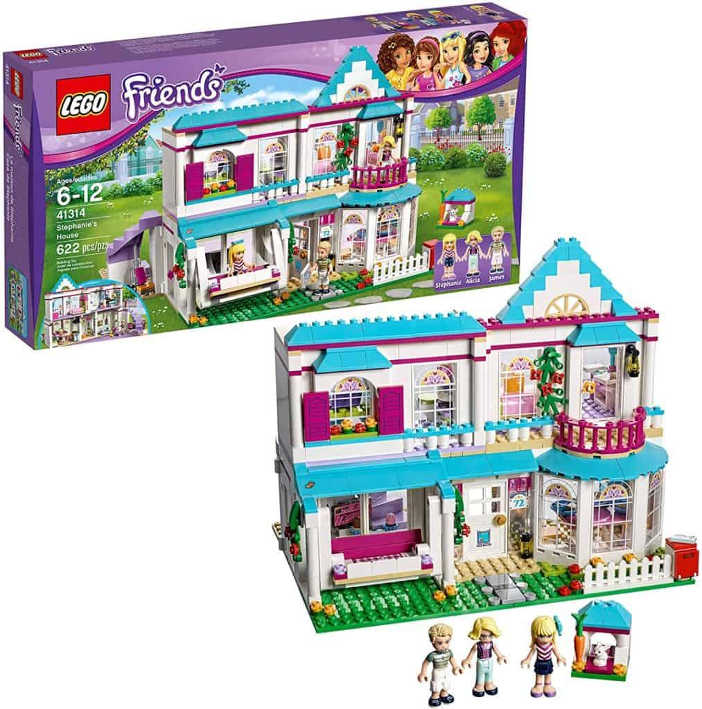 LEGO Friends Stephanie's house