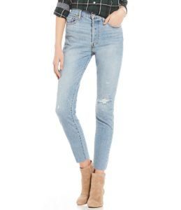 Levi's Wedgie Icon (Skinny) Jeans