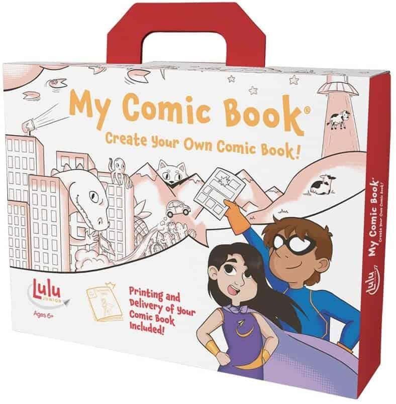 My Comic Book Kit