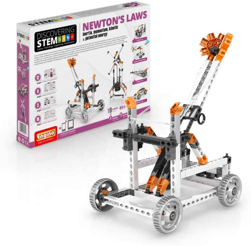 Newton's Laws Construction Kit
