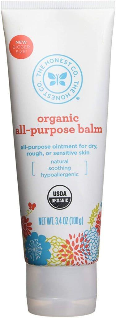 Organic all-purpose balm - Honest company