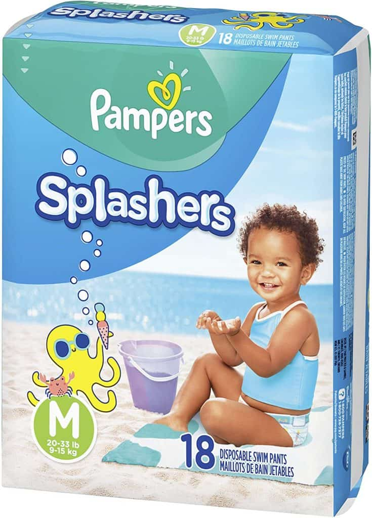 Pampers Splashers Swim Diapers Parenthoodbliss