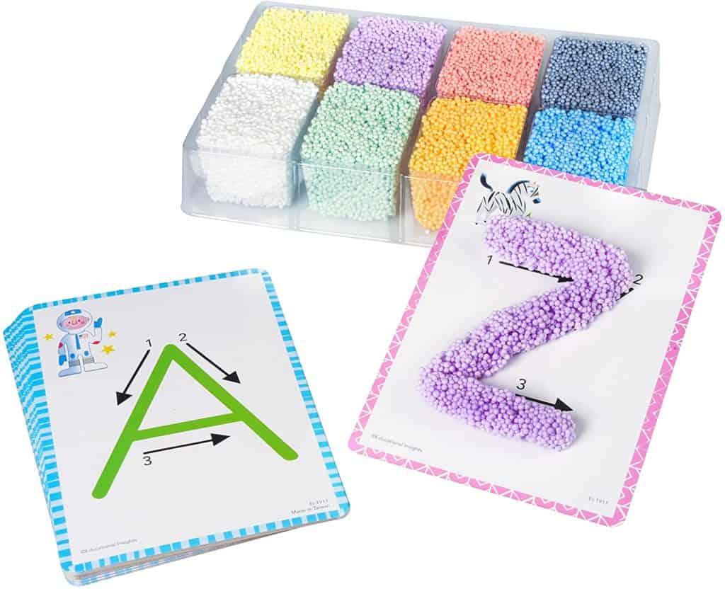 Playfoam Shape & Learn Alphabet Set