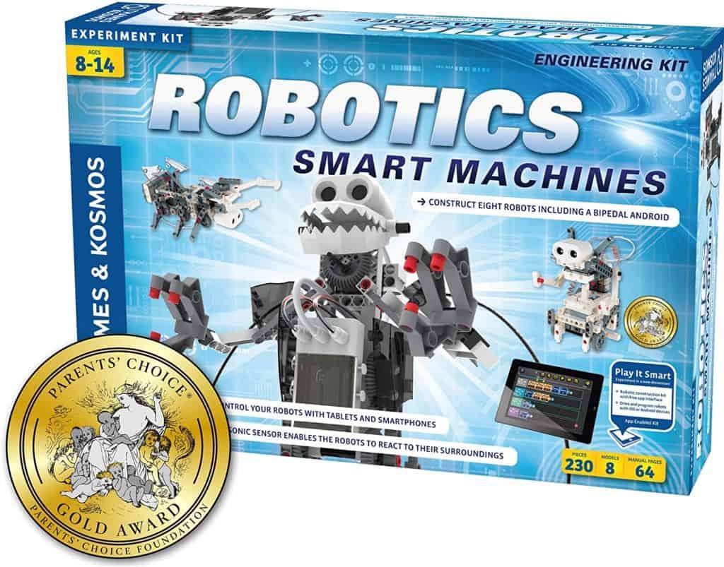 Robotics Machines Science Kit