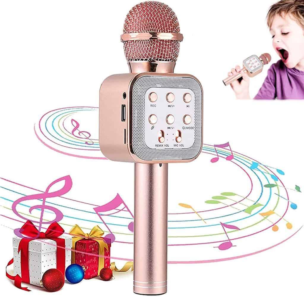 SU.YOSD karaoke microphone