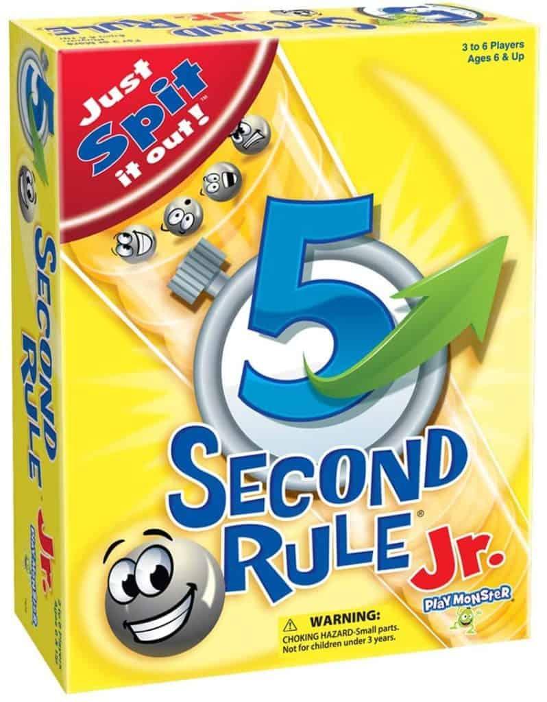 Second Rule Junior