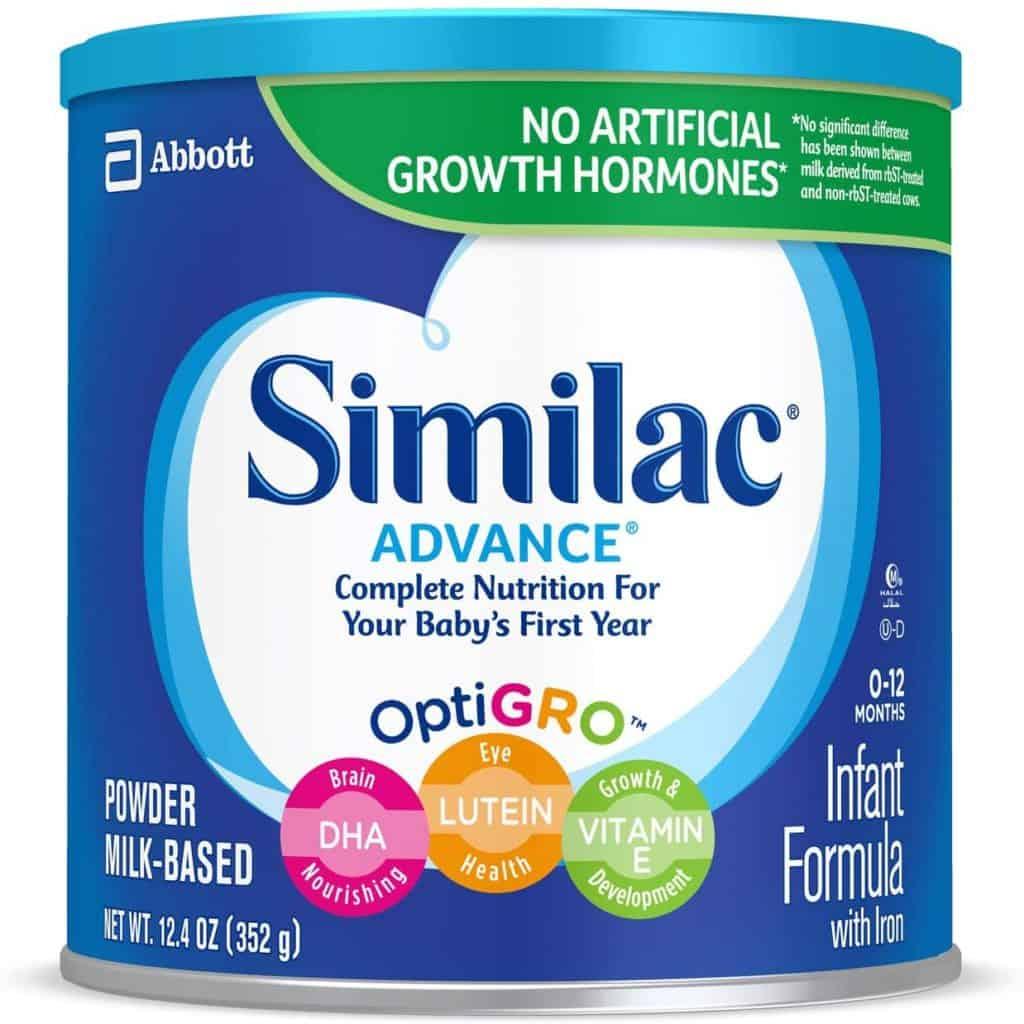 Similac Advance Complete Nutrition Infant Formula