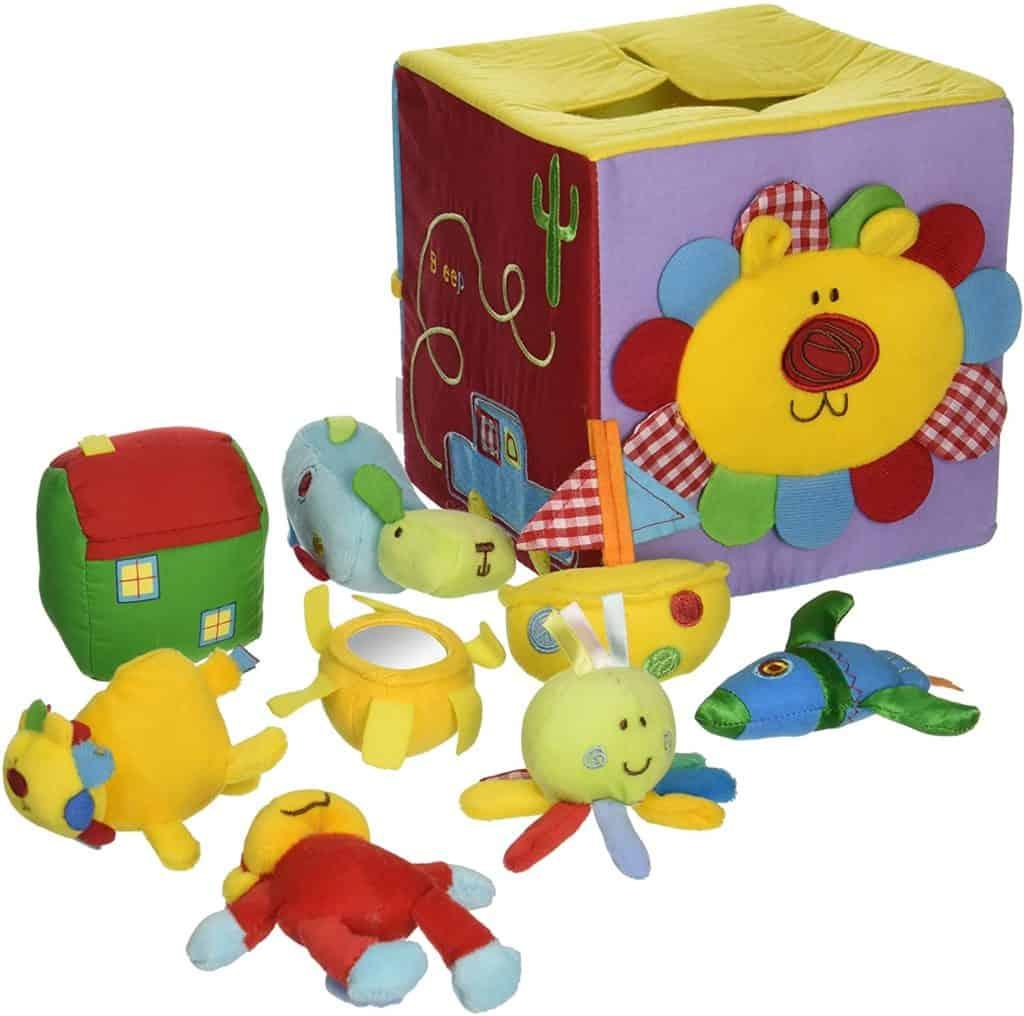 Soft-Feely Box