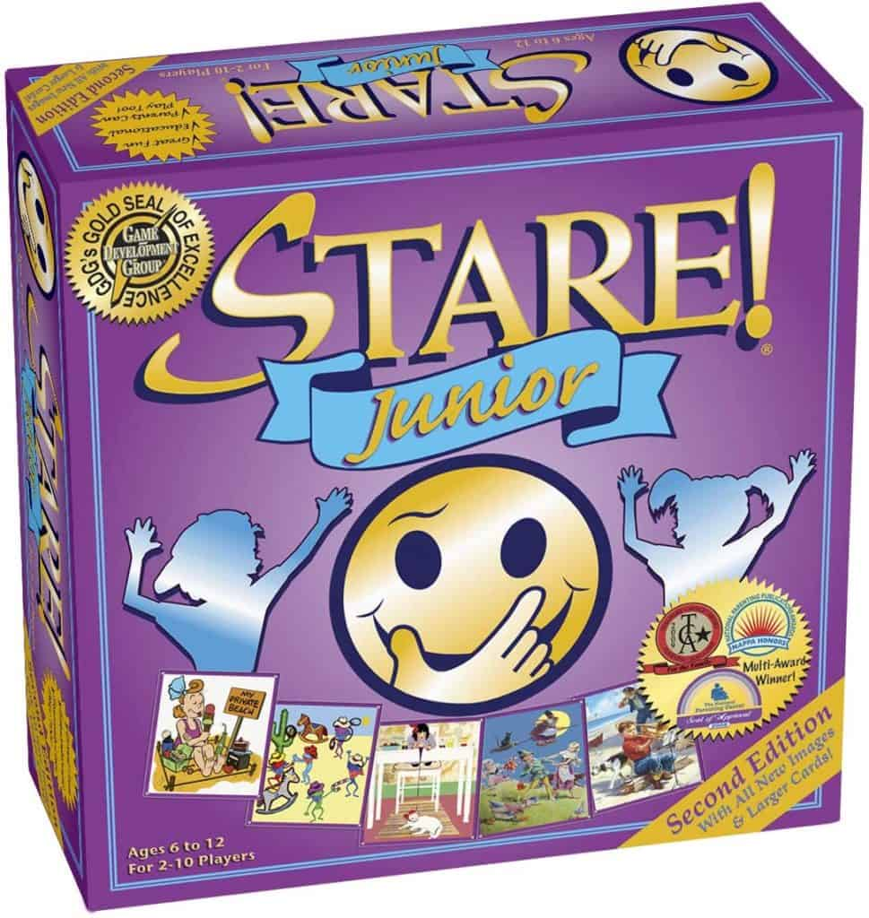 Stare! Jr. Board Game
