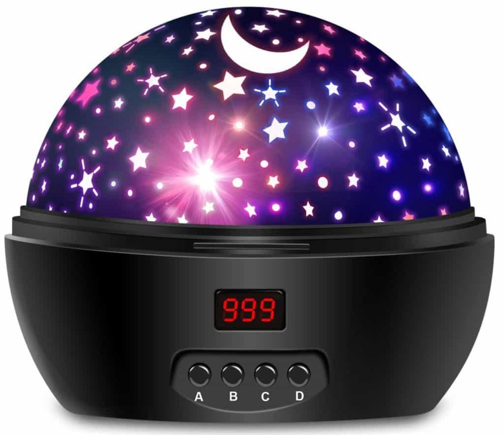 Starlight rotating projector