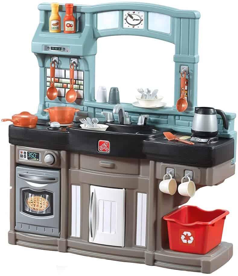 Step 2 Best Chef's Toy Kitchen Playset