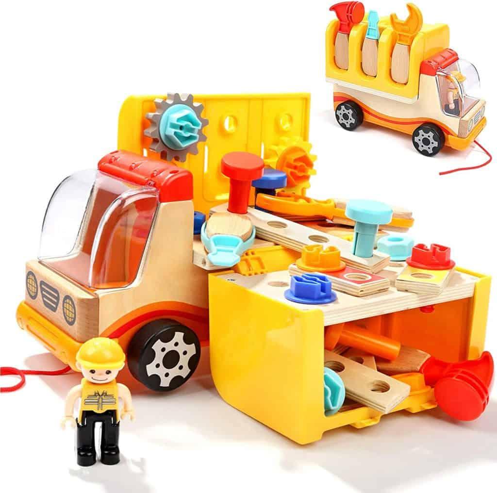 TOP BRIGHT Tools Toy Set