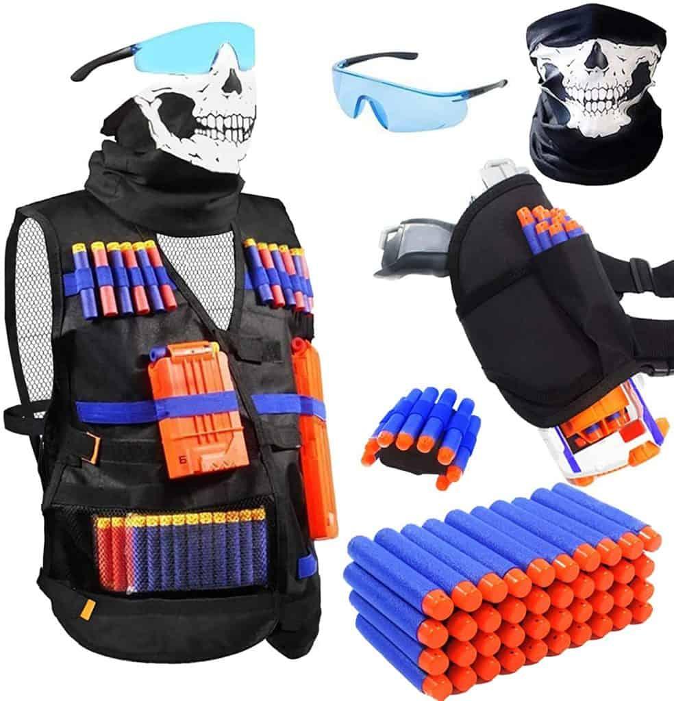 Tactical Vest Kit for Nerf Guns