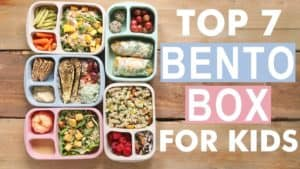 7 Best Bento Boxes for Kids
