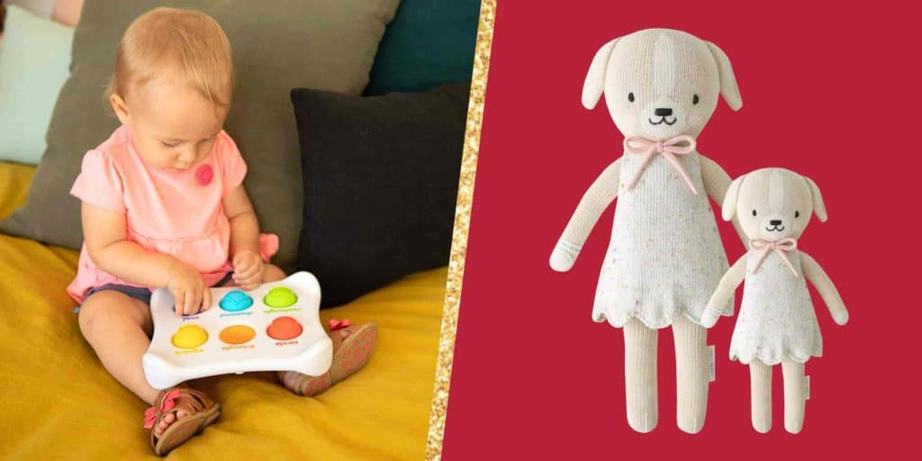 Best Toys and Gift Ideas for 1-Year-Old Baby Girls
