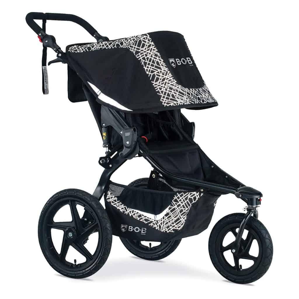 BOB Revolution Flex 2.0 jogging stroller