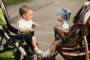 Best Stroller for 3, 4, and 5-Year-Old
