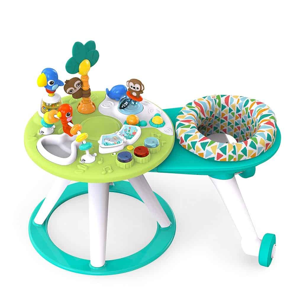 Bright starts 3-in-1 around we go activity table