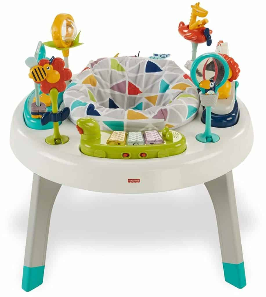 Fisher Price 2 in 1 sit to stand activity center Parenthoodbliss