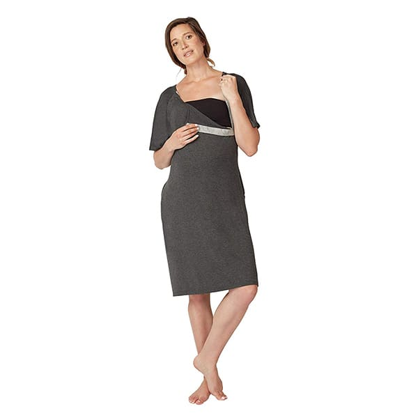 Frida Mom Labor and Delivery Gown
