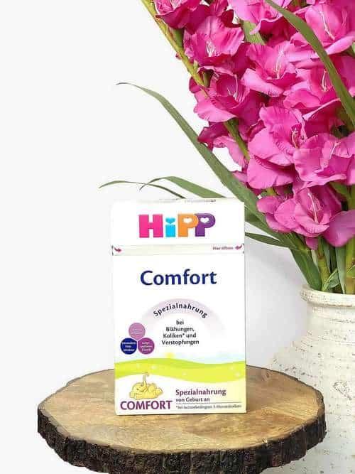HiPP comfort organic baby formula