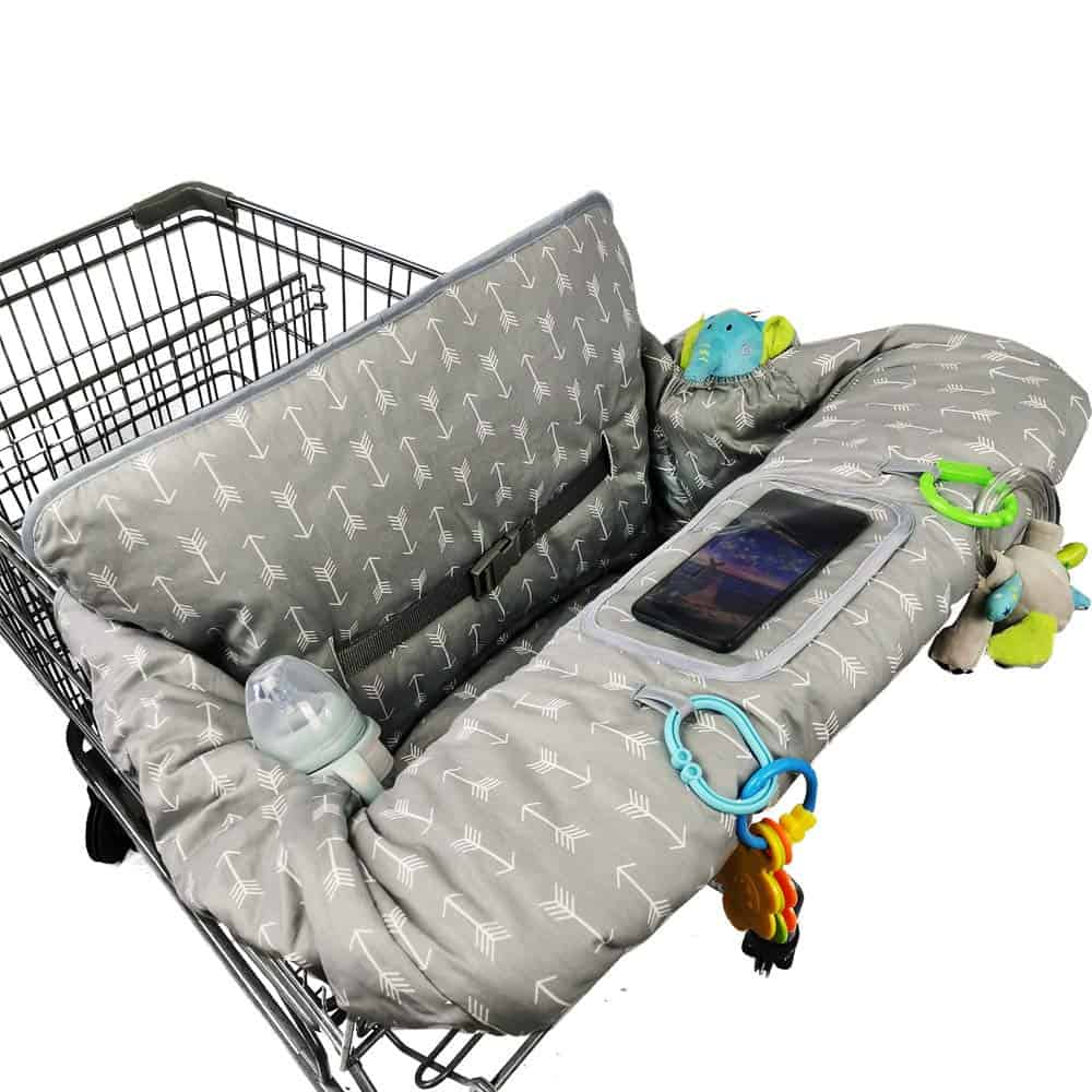 ICOPUCA baby shopping cart cover