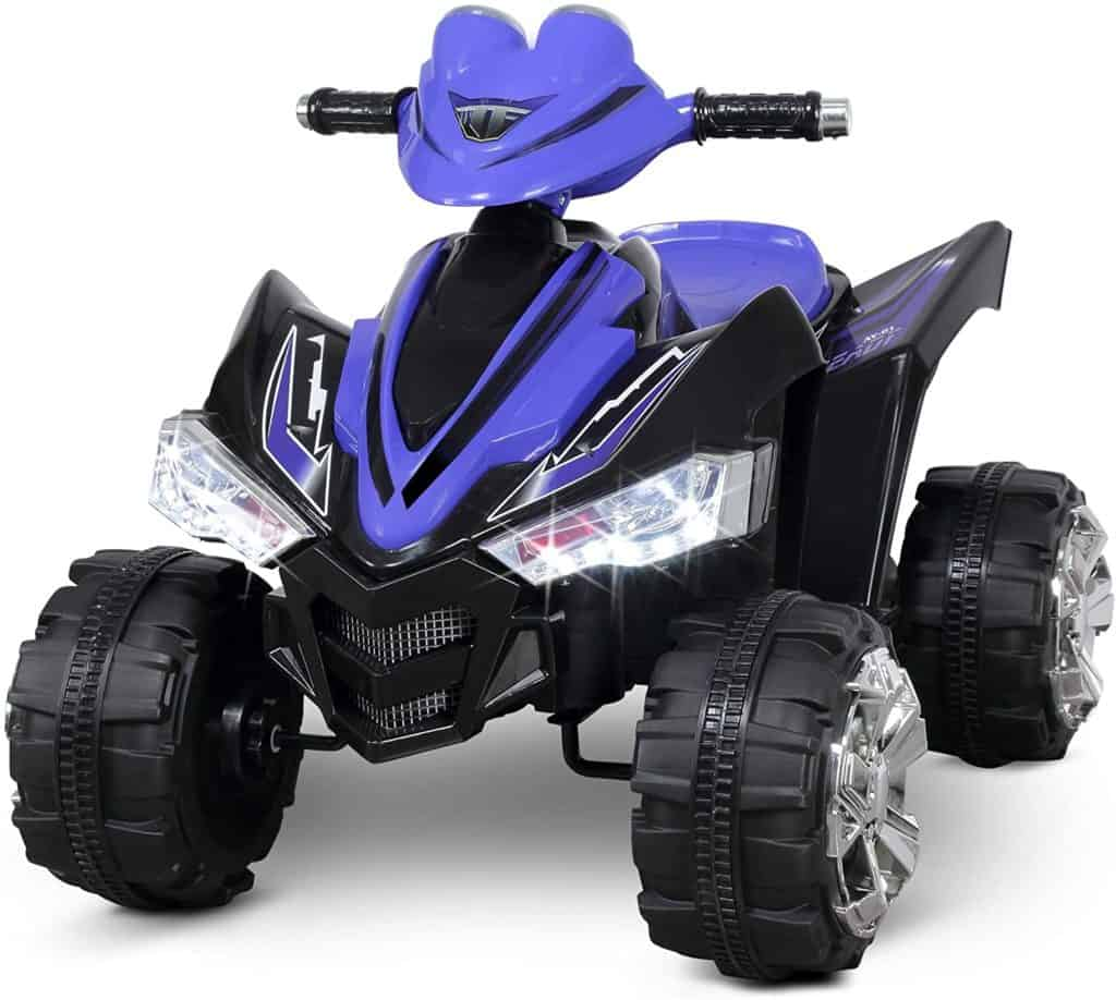 Kidzone kids ride-on ATV