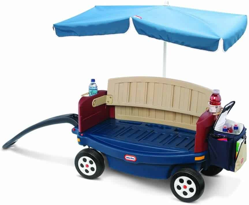 Little Tikes deluxe ride and relax baby wagon