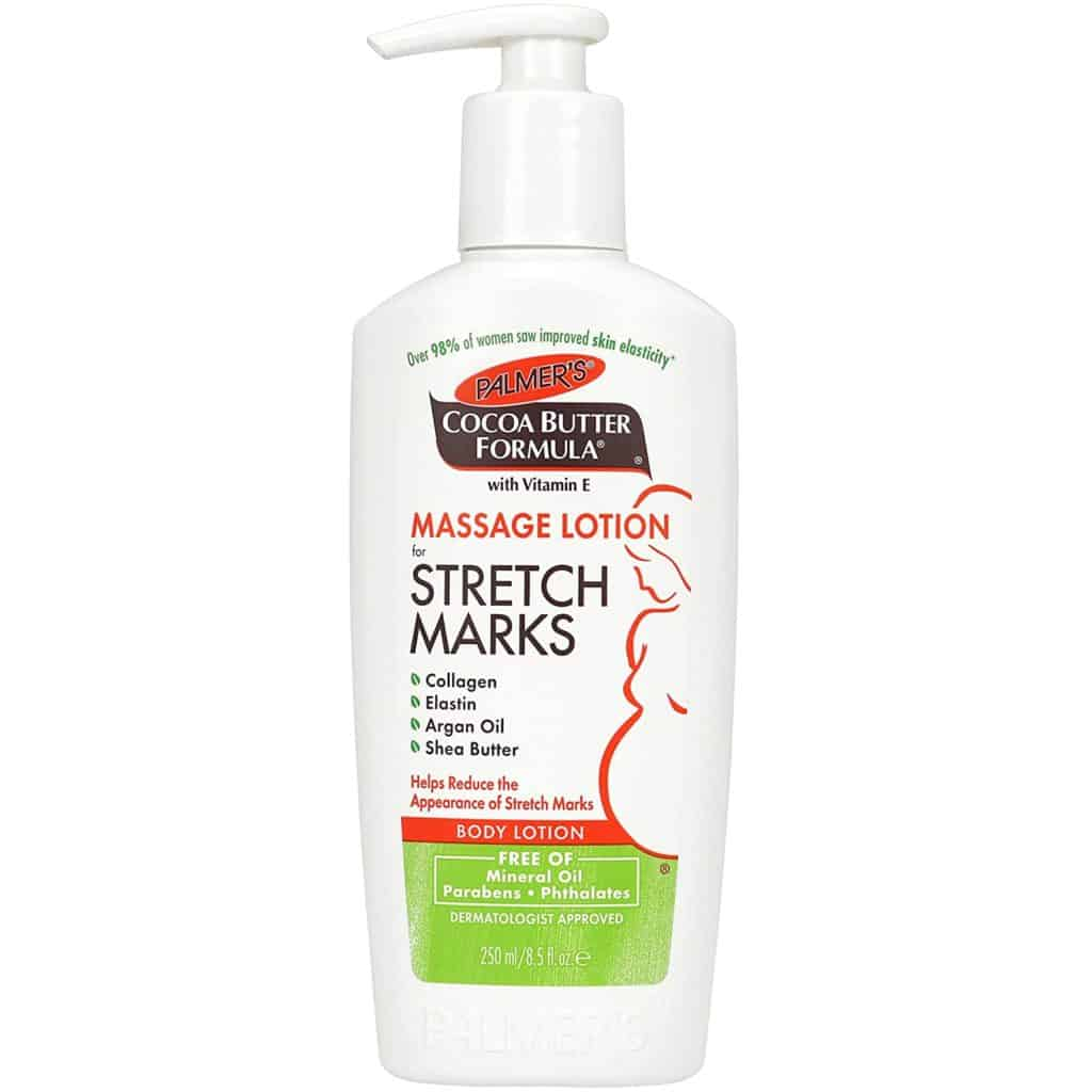 Palmer's Cocoa Butter Formula Massage Lotion Stretch Mark Cream