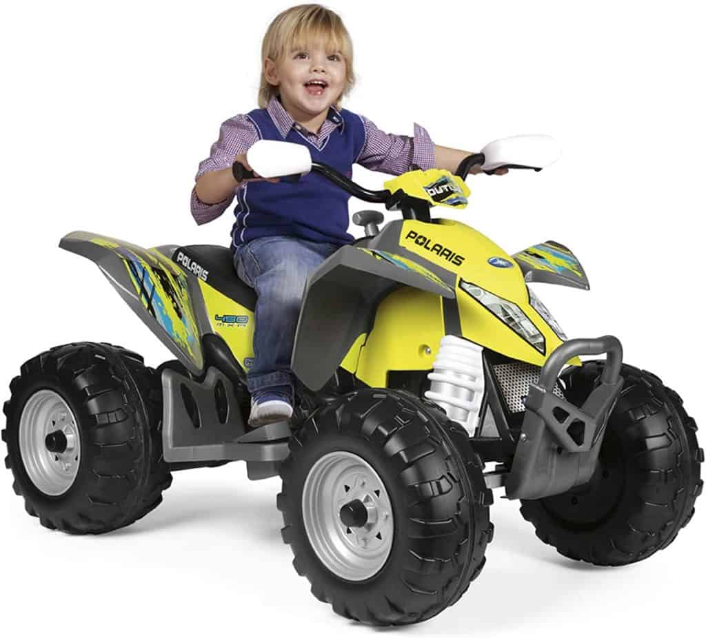 Peg Perego Polaris outlaw ATV