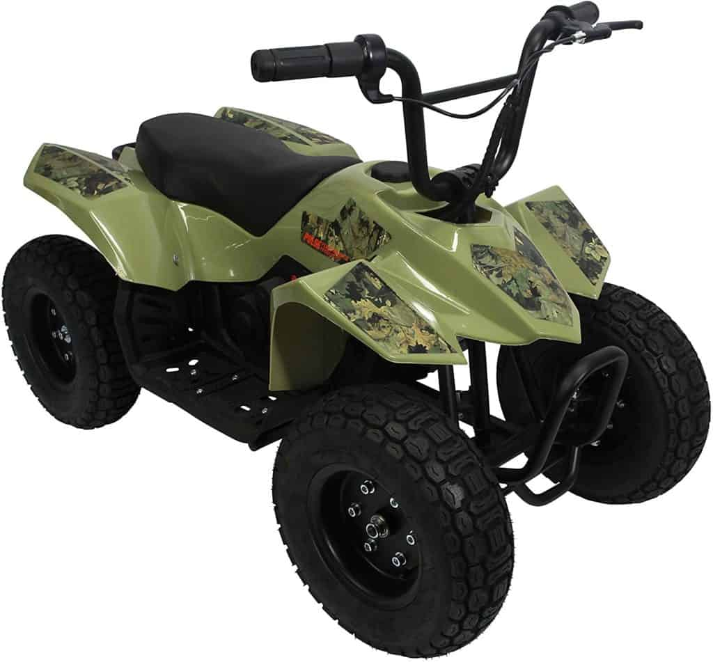 Pulse performance ATV quad