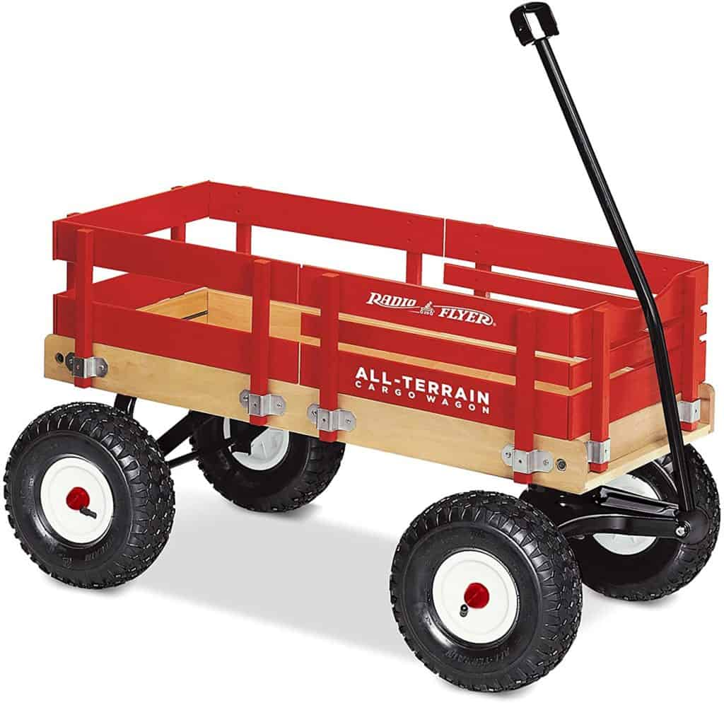 Radio Flyer 29Z all-terrain cargo baby wagon