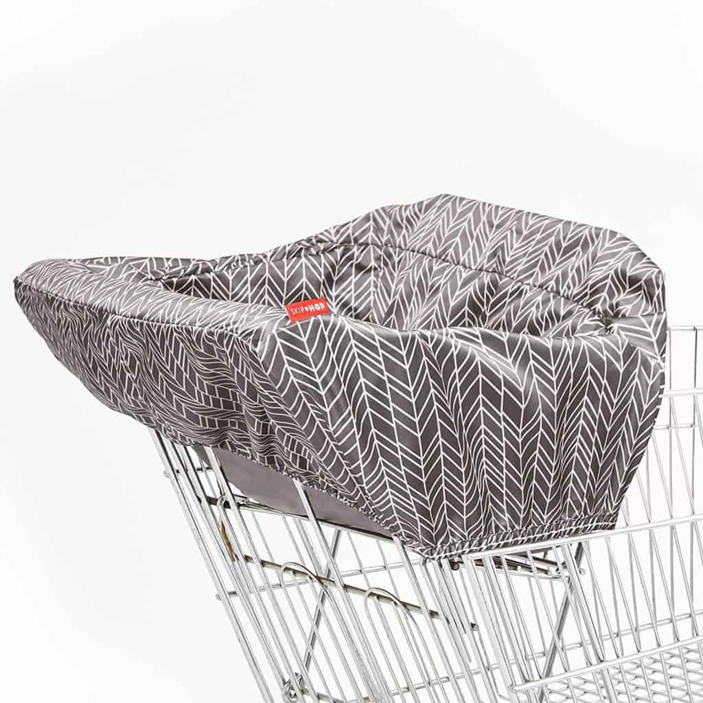 Skip Hop 2-in-1 baby shopping cart cover