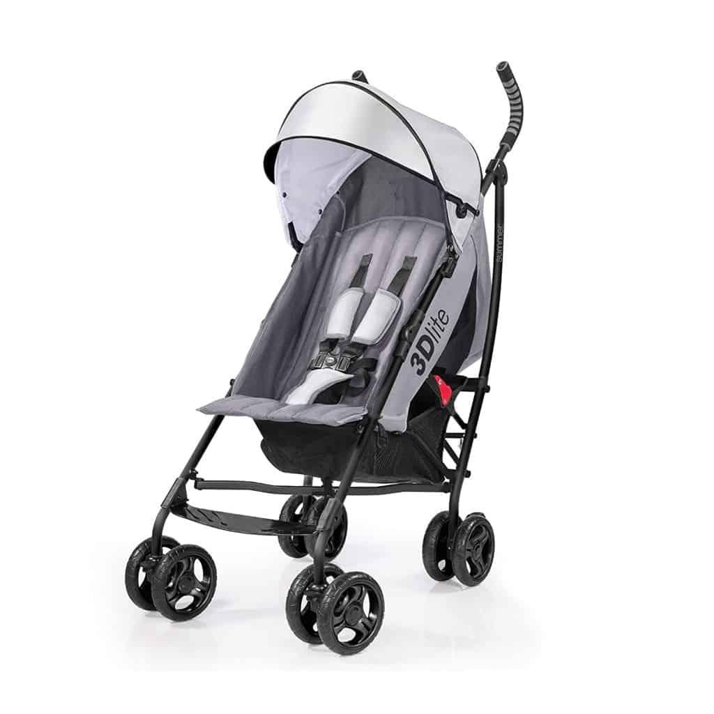 Summer Infant 3D lite stroller Parenthoodbliss