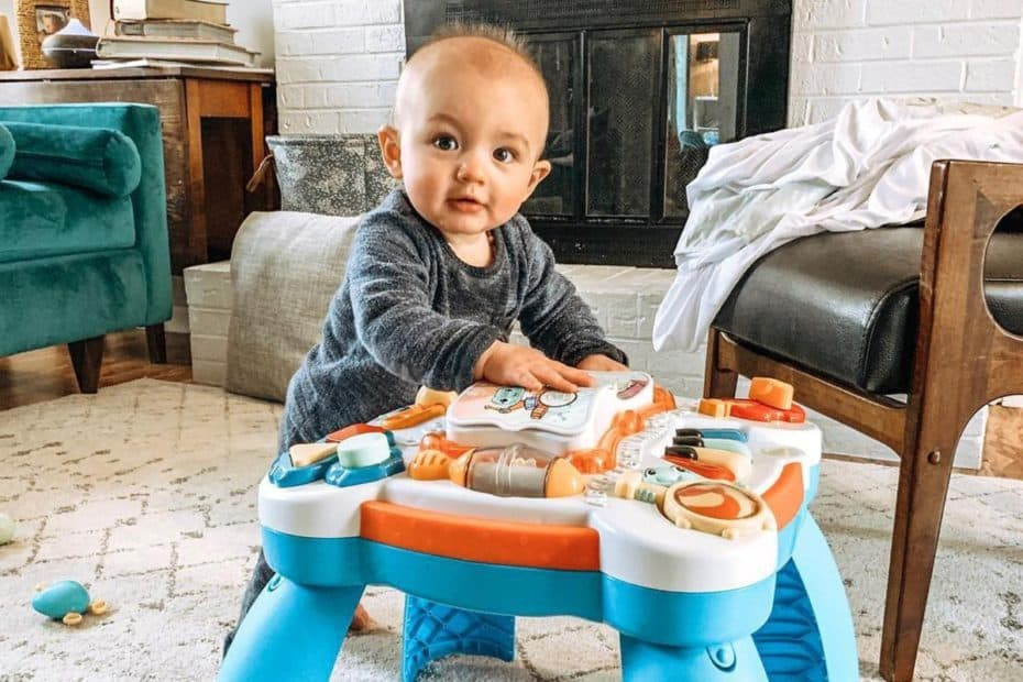 Top 10 Best Baby Activity Tables of 2021