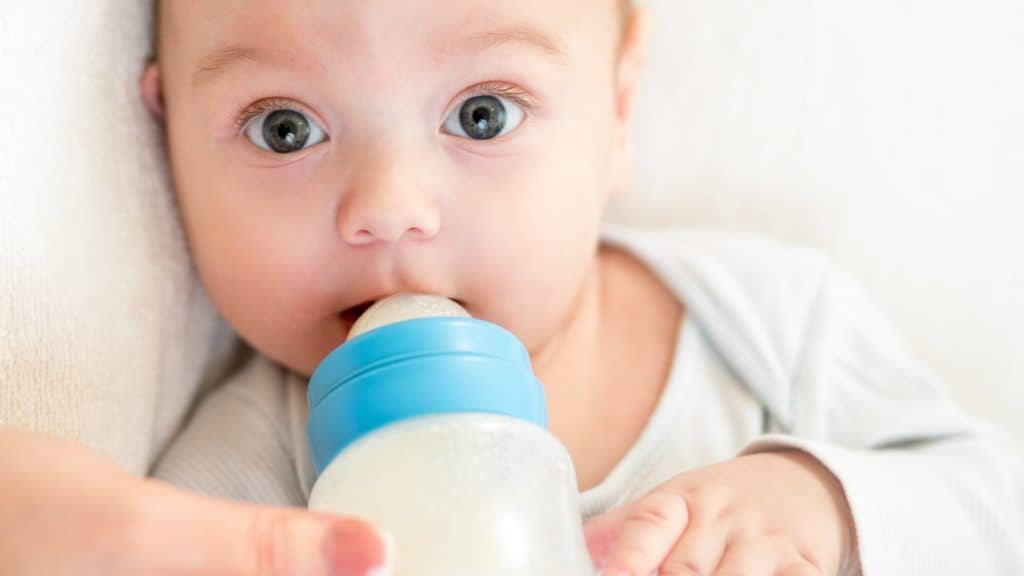 Best Formula For Gassy Babies