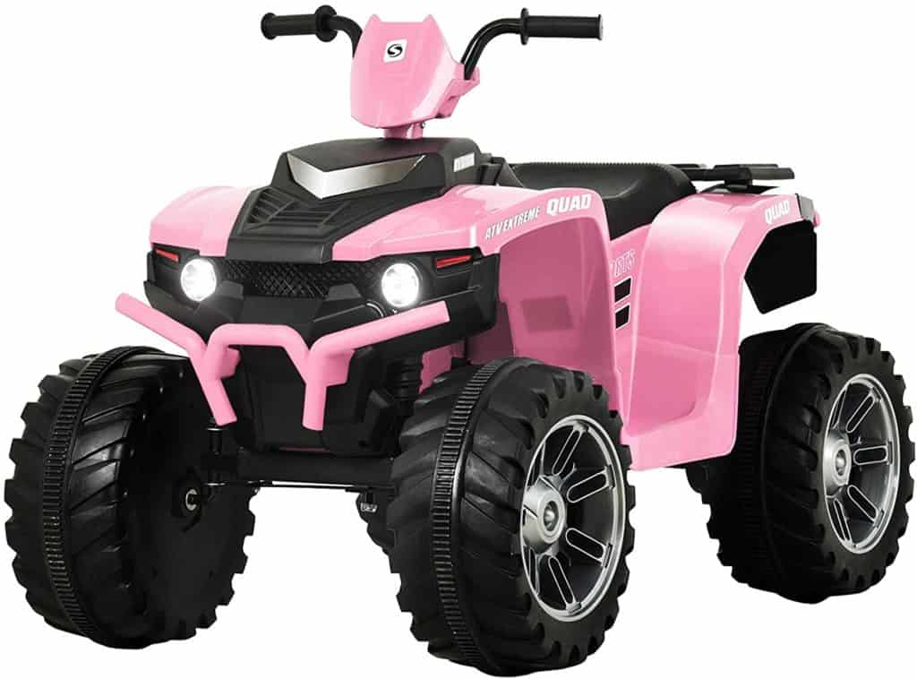 Uenjoy electric 4-Wheeler ATV