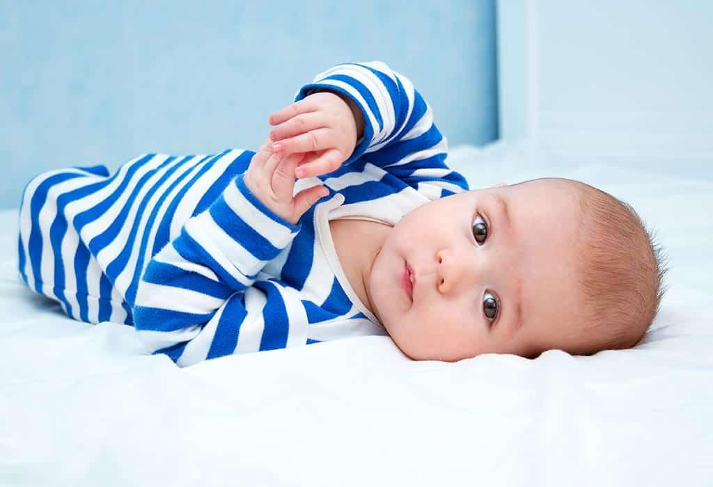 17-Week-Old Baby
