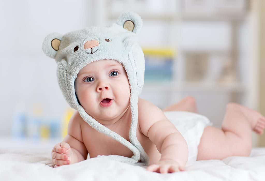 20-Week-Old Baby