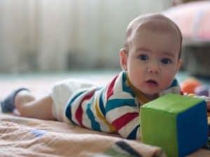 22-Week-Old Baby