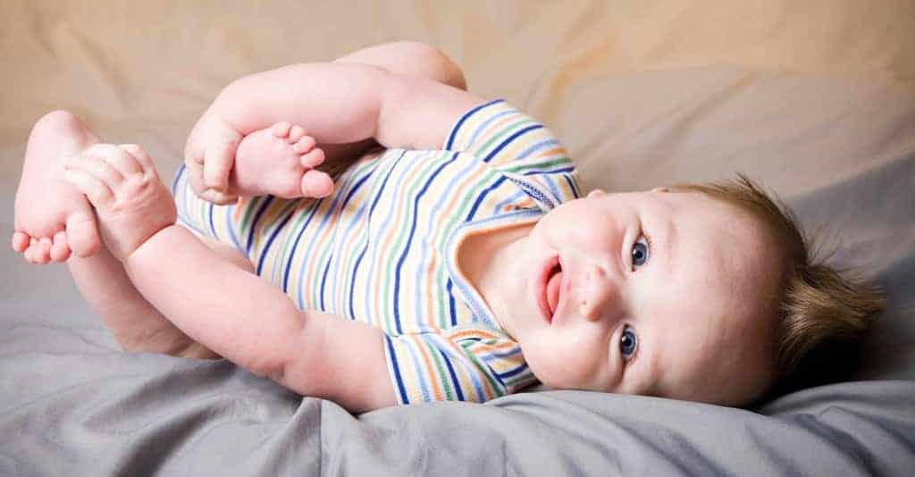 23-week-old baby