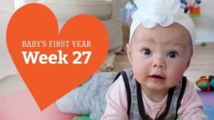 27-Week-Old Baby