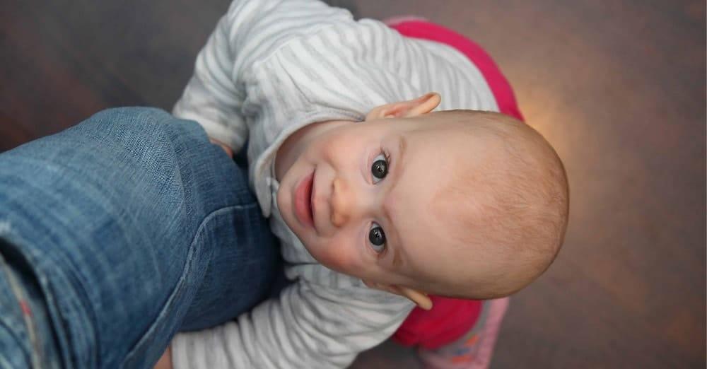 30-Week-Old Baby