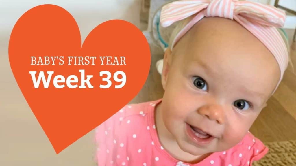 39-Week-Old Baby