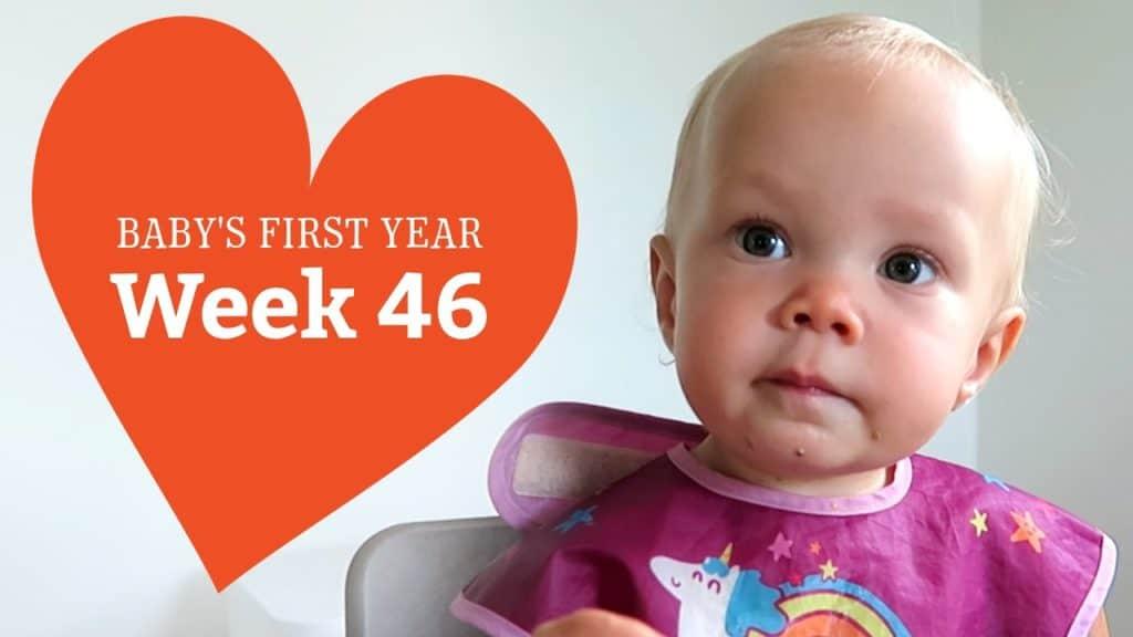46-week-old baby